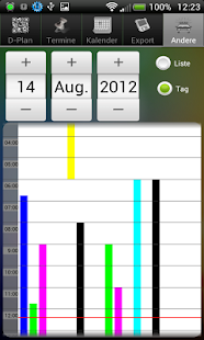 Shift planner - screenshot thumbnail