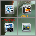 Image Editor, Photo Art icon