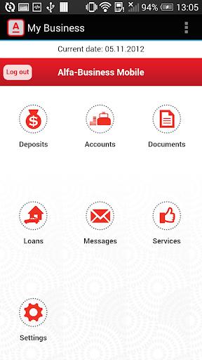 My Business Alfa-Bank Ukraine