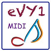 eVY1 キーボード