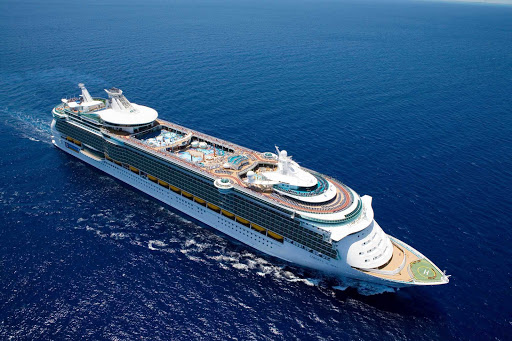 Liberty of the Seas sails the Western Caribbean and Western Mediterranean — San Juan, Jamaica, Virgin Islands, St. Maarten, Caymans, South of France, Rome, Barcelona — as well as New England, Atlantic Canada and Mexico.