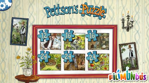 ペットソンのジグソーパズル