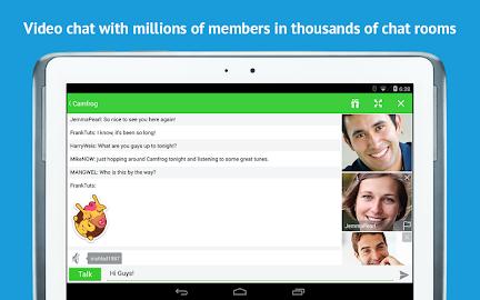 Camfrog - Group Video Chat Screenshot 13