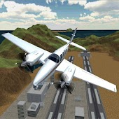 Airplane Flight Simulator 3D