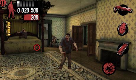 House of the Dead Overkill: LR Screenshot 1