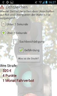 VerkehrsSünder- screenshot thumbnail