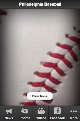 Philadelphia Baseball Fan