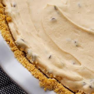 Peanut Butter-Chocolate Chip Pie.