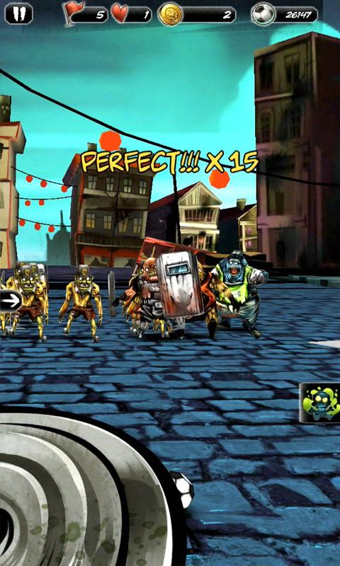 Undead Soccer screenshot #4