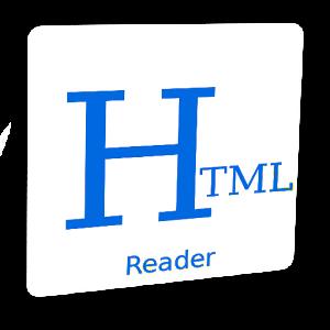 Html Reader 生產應用 App LOGO-APP試玩