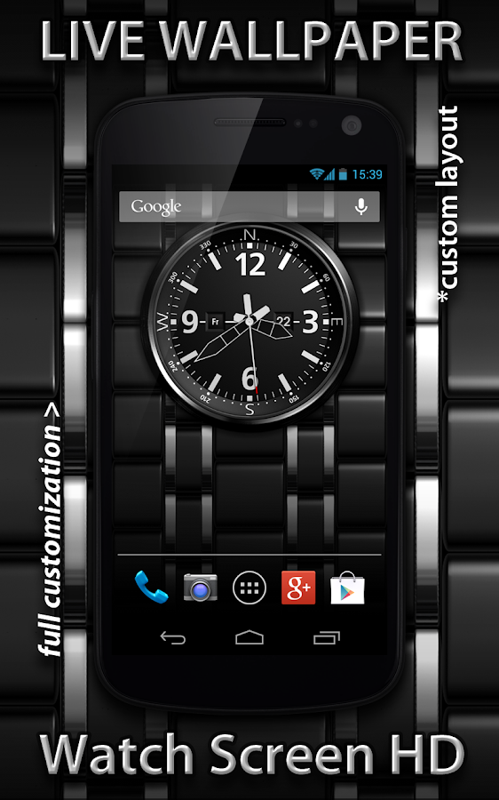 Watch Screen Free - screenshot