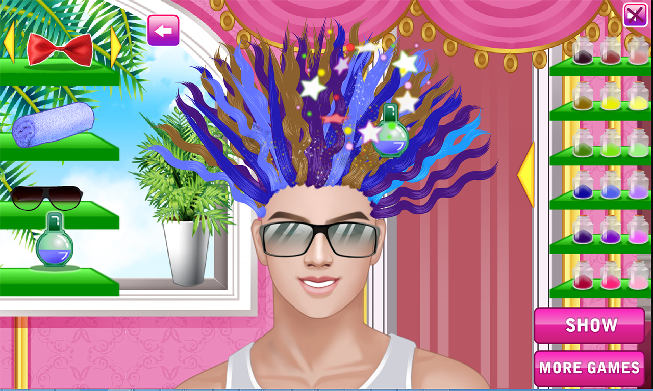 Glam Hair Salon - Android Apps on Google Play