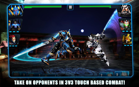 Ultimate Robot Fighting 1.0.79 screenshot 18076