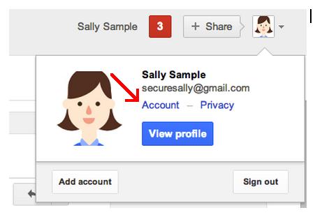 Cómo configurar la doble verificación de Google