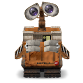 Wall-E Go Launcher Theme