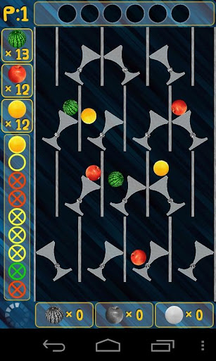 Fruitrush Free HD