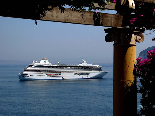 Crystal-Serenity-Portofino-Italy - Enjoy an afternoon in Italy when the Crystal Serenity sails to scenic Portofino.
