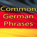 Free Common German Phrase Quiz logo