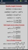 Screenshot of Integral derivative calculator