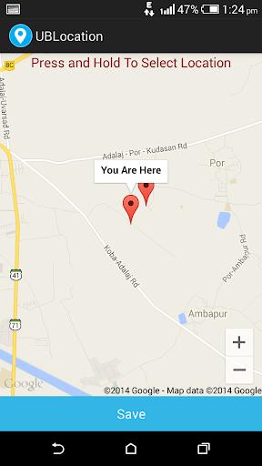 UB Location