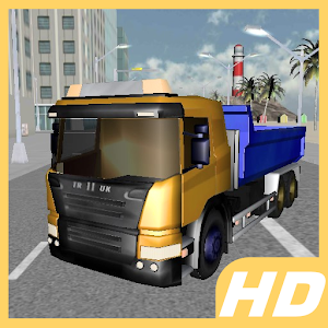 Truck Simulator HD for PC and MAC