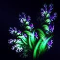 3D Orchid logo