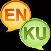 English Kurdish Dictionary
