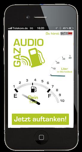 AudioGAZ