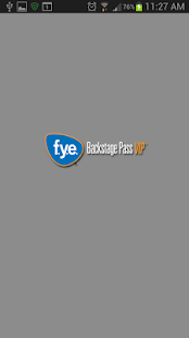 f.y.e. Backstage Pass VIP - screenshot thumbnail