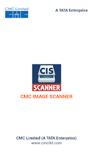 CMC Image Scanner- screenshot thumbnail