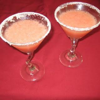 Totally Citrus Martini.
