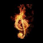 Музыка по пожарной 3D обои