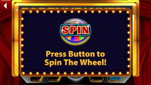 Fortune Wheel Slot Machine