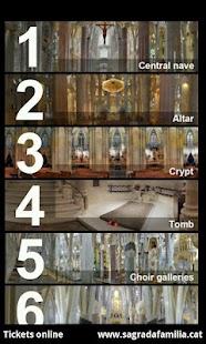 Sagrada Família - Smartphone - screenshot thumbnail
