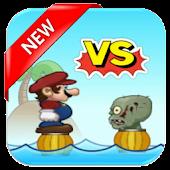 Zombie Versus Mario
