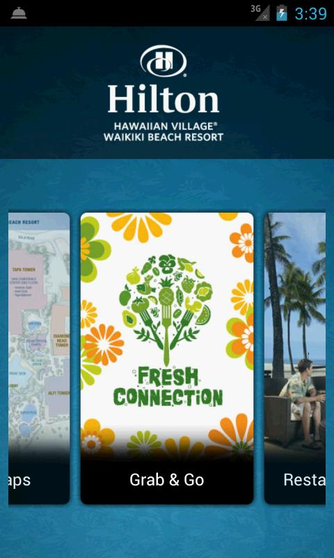 Hilton Hawaiian Village - screenshot