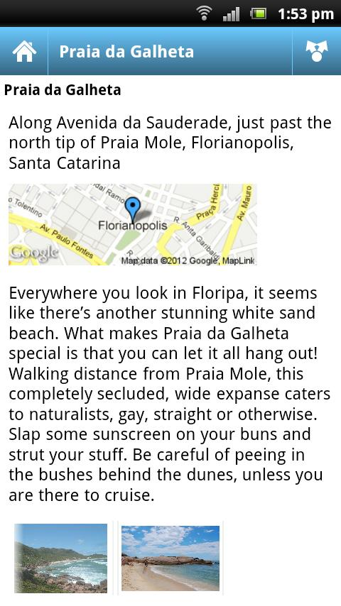 Bump! Florianopolis- screenshot