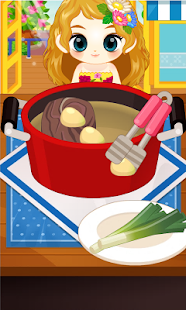 Judy's Ice Noodles Maker-Cook- screenshot thumbnail