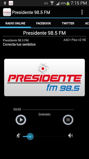 PRESIDENTE985