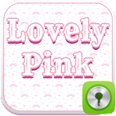 GO Locker Lovely Pink
