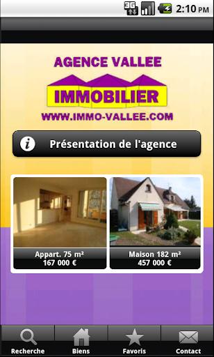 Agence Vallée Immobilier