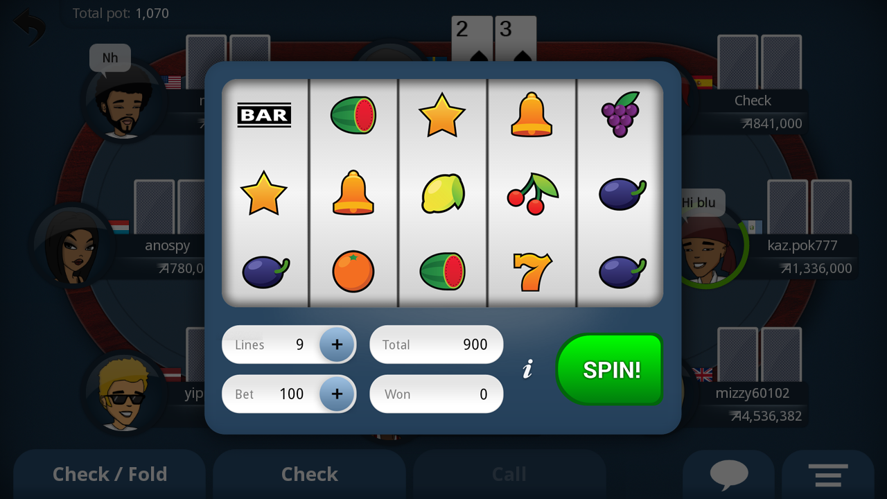 Appeak Poker - Texas Holdem- screenshot