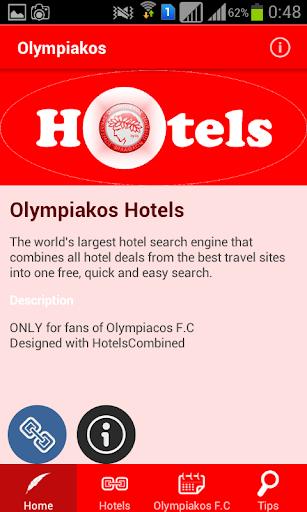 Olympiakos Hotels