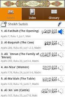 Al Quran (Al-Zikar Pro)- screenshot thumbnail