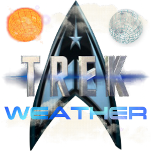 New Star Trek GOWidget Weather v2.0 APK