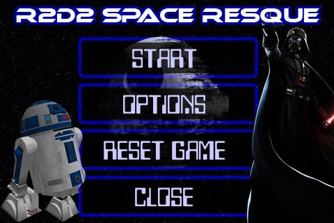 R2D2 Space Resque - screenshot