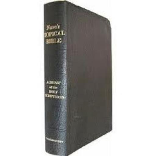 【免費書籍App】naves topical bible free-APP點子