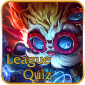 LoL Quiz League of Legends