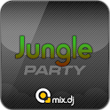Jungle Party by mix.dj logo