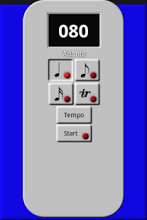 Ez Metronome (free)- screenshot thumbnail